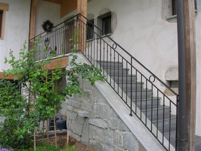 Garde corps escalier annecy
