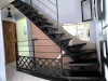 Escalier acier sur mesure Aravis